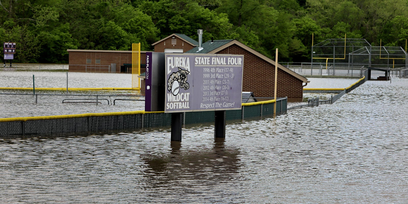 More rain in the forecast adds to woes in flooded Midwest