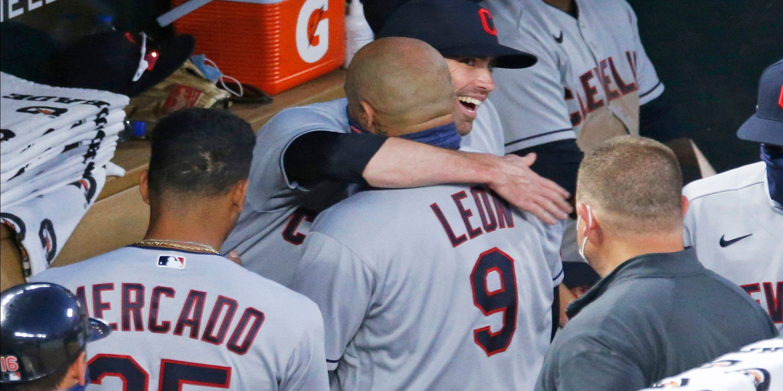 Bieber strikes out 13, ties record as Indians top Twins 2-0