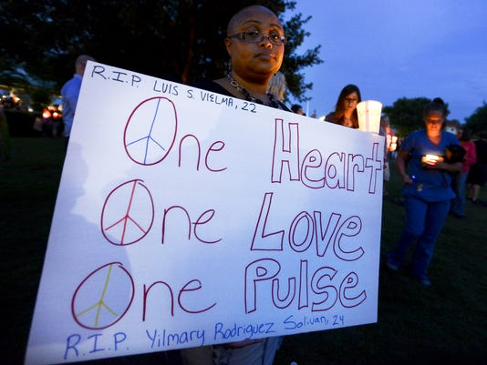 Light in Dark Places Vigil for Peace and Healing