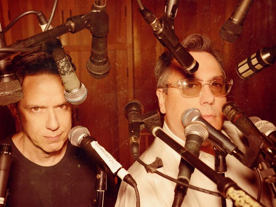 John Linnell and John Flansburgh endured a stage collapse the first time they played in Burlington in 1985, according to Flansburgh.