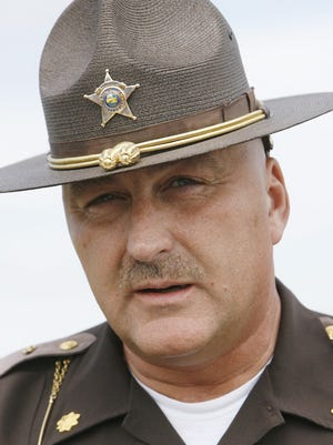 Mike Nielsen, the interim Boone County sheriff, is the Republican candidate for the office.