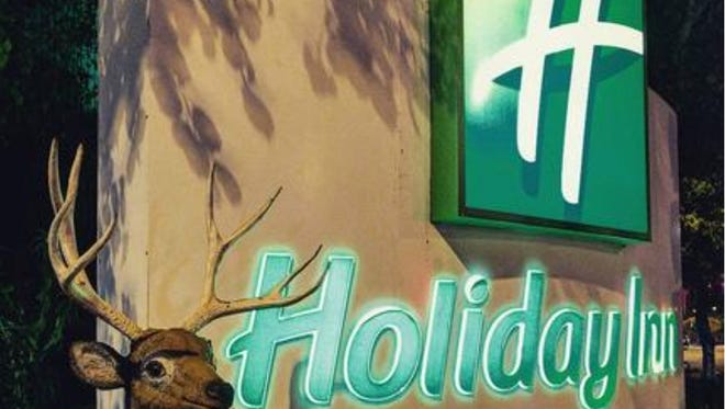 The Holiday Inn hotel chain, which is owned by the InterContinental Hotels Group
