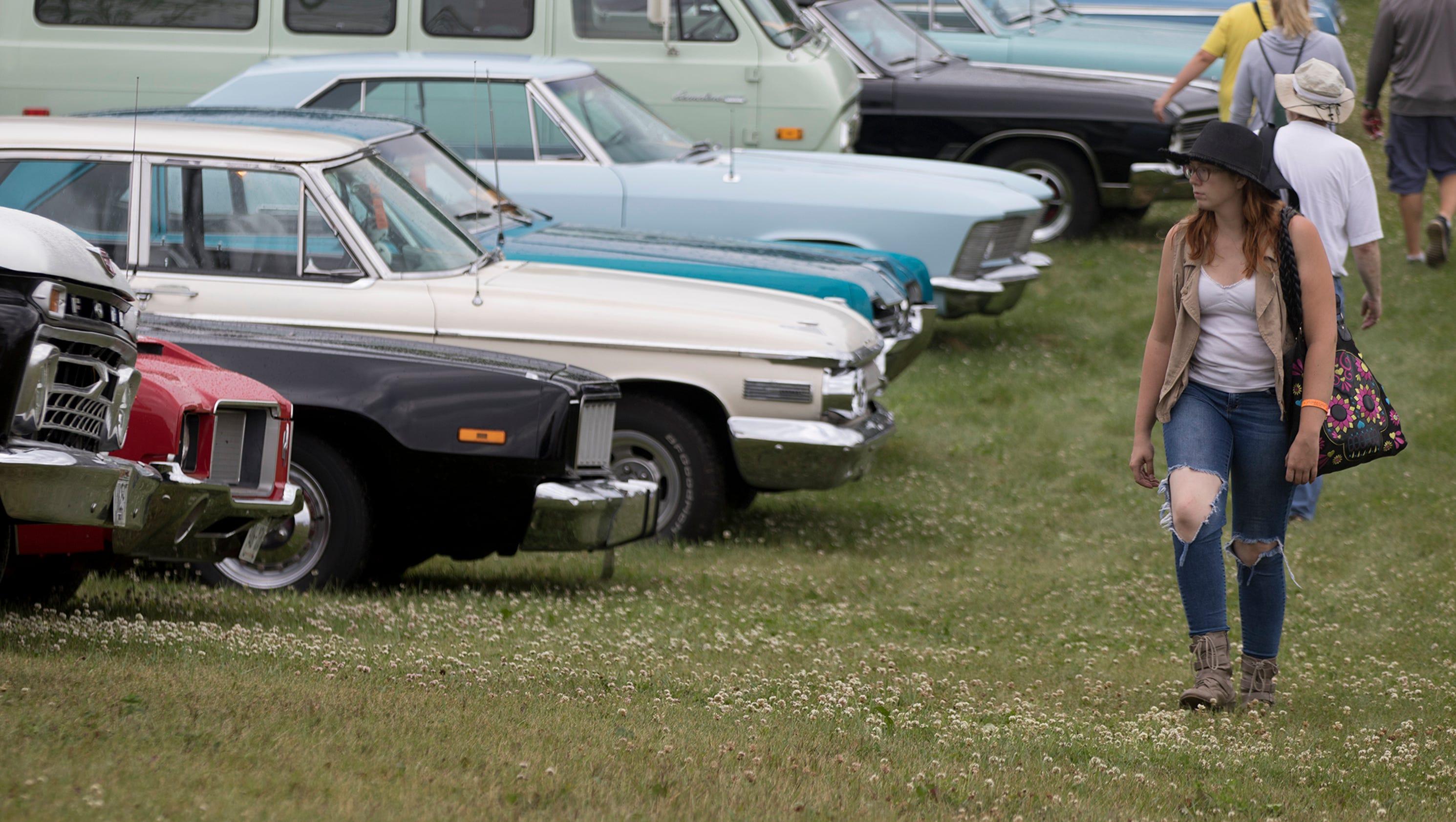Car Show Wisconsin July