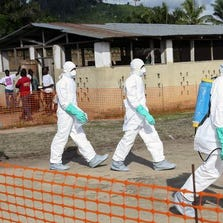 Second American doctor infected with Ebola in Liberia