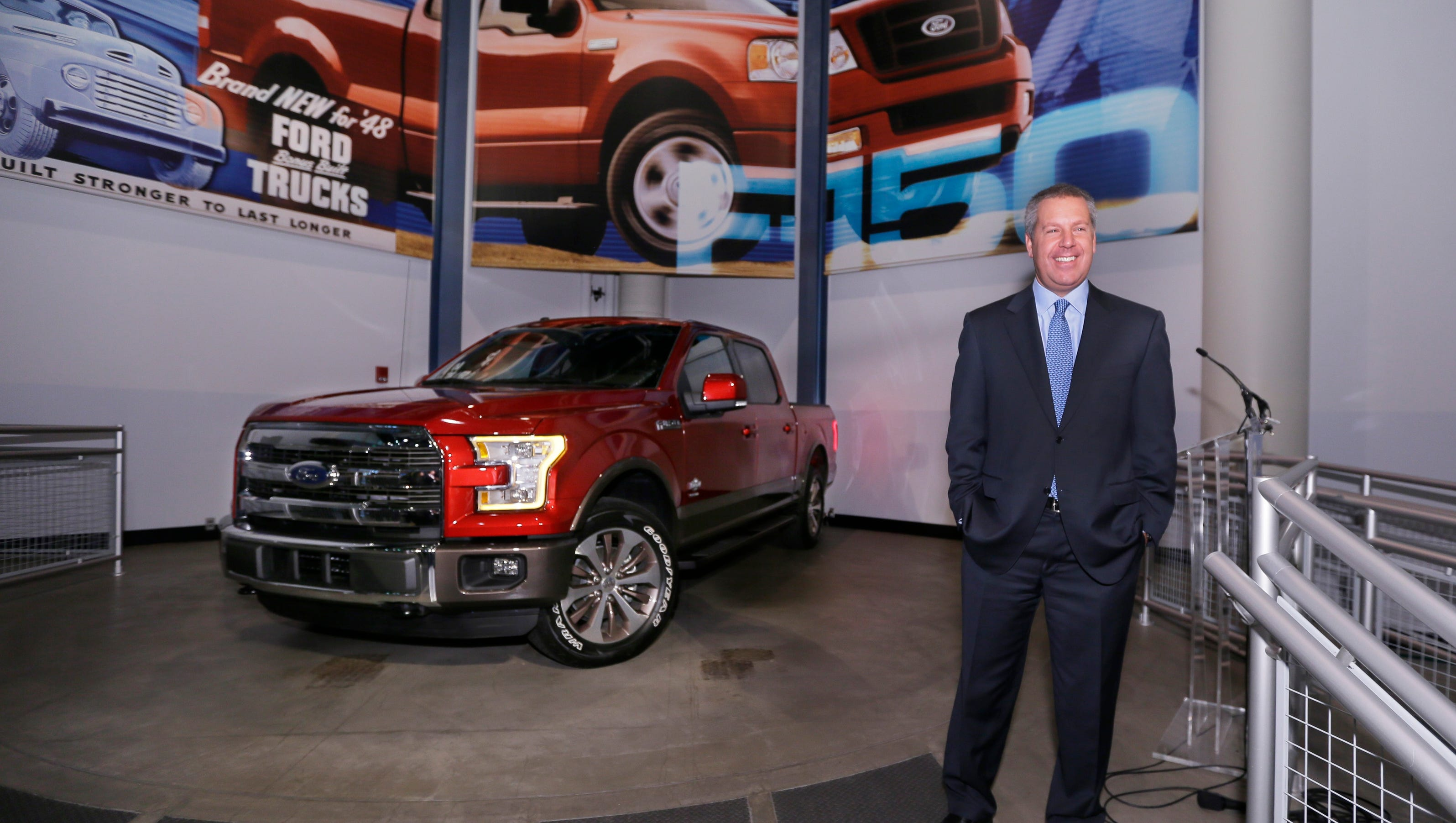 ford adding 850 jobs at dearborn f 150 plant. Black Bedroom Furniture Sets. Home Design Ideas