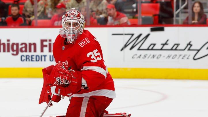 Jeff Blashill calls Detroit Red Wings' effort 'embarrassing' in latest loss