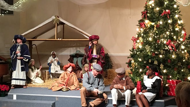 "Following the three-part series of ""Christmas 1914,"" this year's production at  King's Baptist Church is loosely based on Agatha Christie's novel, ""And Then There Were None"" and Britain's entrance into World War II in December of 1939."