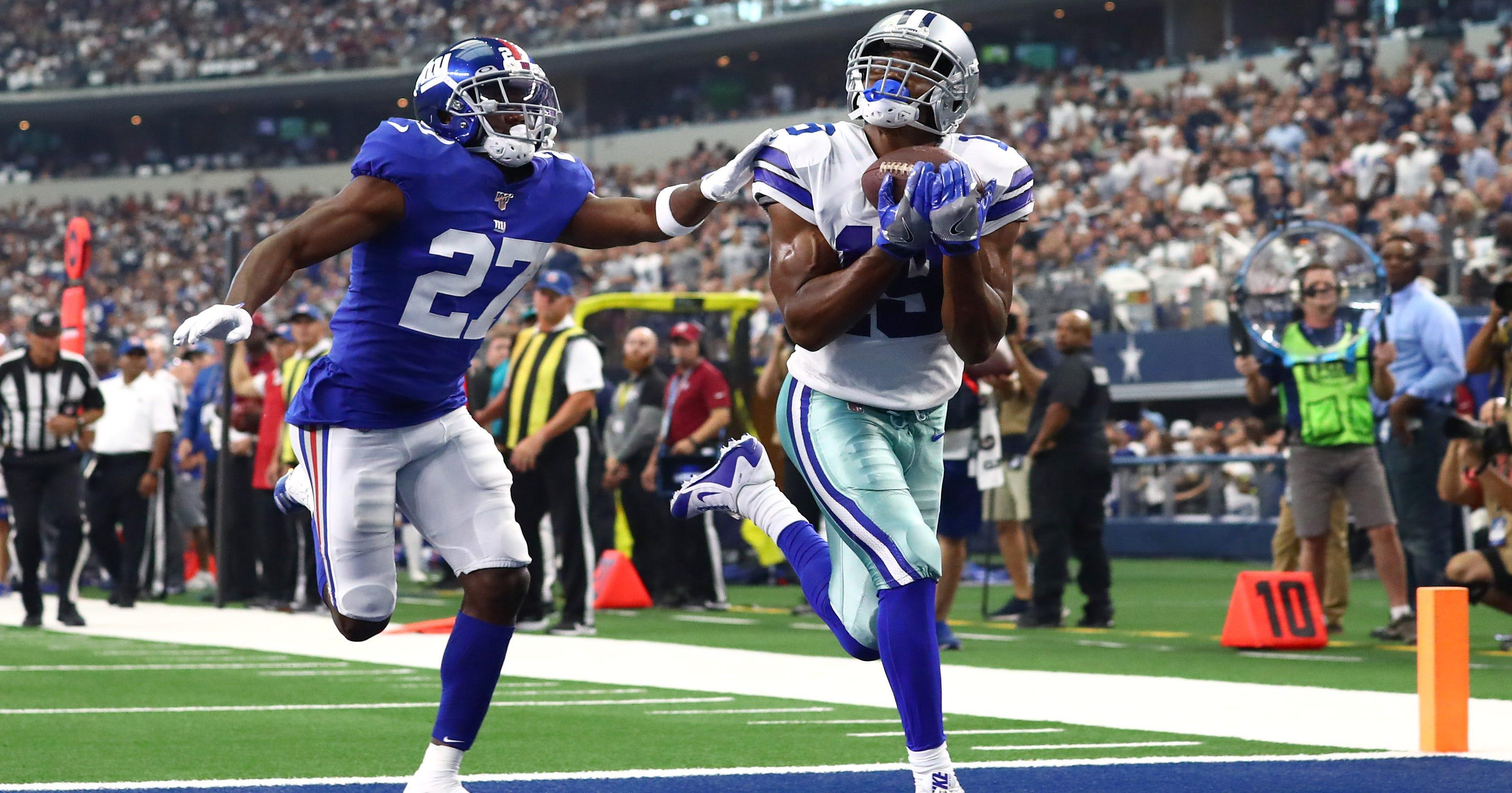Ny Giants Vs Dallas Cowboys Predictions For Nfl Week 9 Matchup