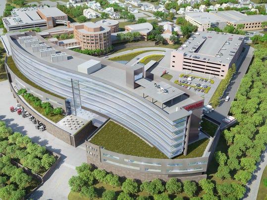 Vassar Hospital New Building