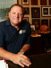 Toscana Country Club general manager Paul Levywill become the president of the PGA of American at the association's annual meeting Friday in New York City.