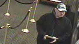 A man entered the Atlantic Bank, at 2320 Central Park Avenue in Yonkers, around 5:50 p.m. on Friday, March 18, 2016, and handed the bank teller a note, Yonkers police said. The man was given $6,000 in cash and fled from the bank on foot.
