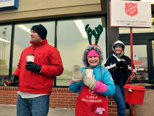 Exchange Holiday Bell Ringers (2)