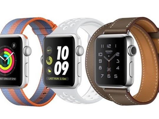 Apple, what are you doing with Watch -- that Samsung