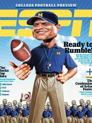 ESPN announced Tuesday it will cease publication of ESPN The Magazine, which it launched in 1998 with a forward-looking format that had little use for just-occurred games and events commonly covered by rivals such as Sports Illustrated.