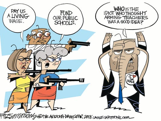 Image result for Gun control comic