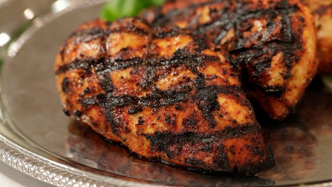 Lori's Secret BBQ Chicken Rub submitted by Lori Lehman of Weston was a finalist in the 2016 USA TODAY NETWORK-Wisconsin BBQ Chicken Recipe Contest.
