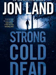 "This book cover image of ""Strong Cold Dead"" by Jon"
