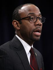 Cornell Brooks, president and CEO of the National Association