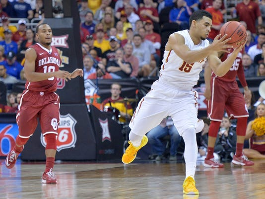 NCAA Basketball: Big 12 Championship-Iowa State vs Oklahoma