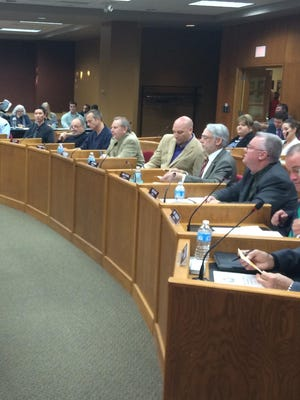 The Green Bay City Council meets on May 19.