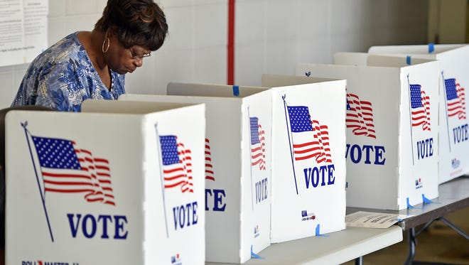 The primary elections take place Tuesday, Aug. 28, from 7 a.m. to 7 p.m.
