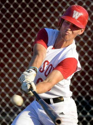 Zach Gettys homered and tripled on Thursday in Windsor's 3-2 win over East Prospect. He drove in two runs and scored two runs.