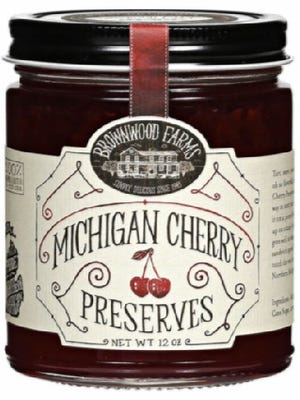 From Brownwood Farms: Cherry Preserves