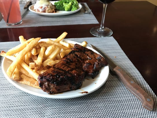 Toscana Italian Grill and Bar in the Holiday Inn in