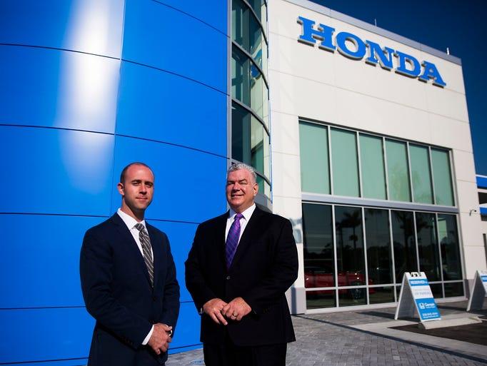 Germain Honda Opens Ultra Modern Dealership In Naples