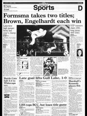 This Week in BC Sports History - June 4, 1995