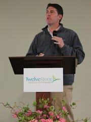 Shane Reeves, CEO of TwelveStone Health Partners, announced