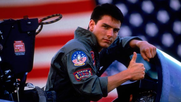 "Production on the long-awaited ""Top Gun"" sequel has"