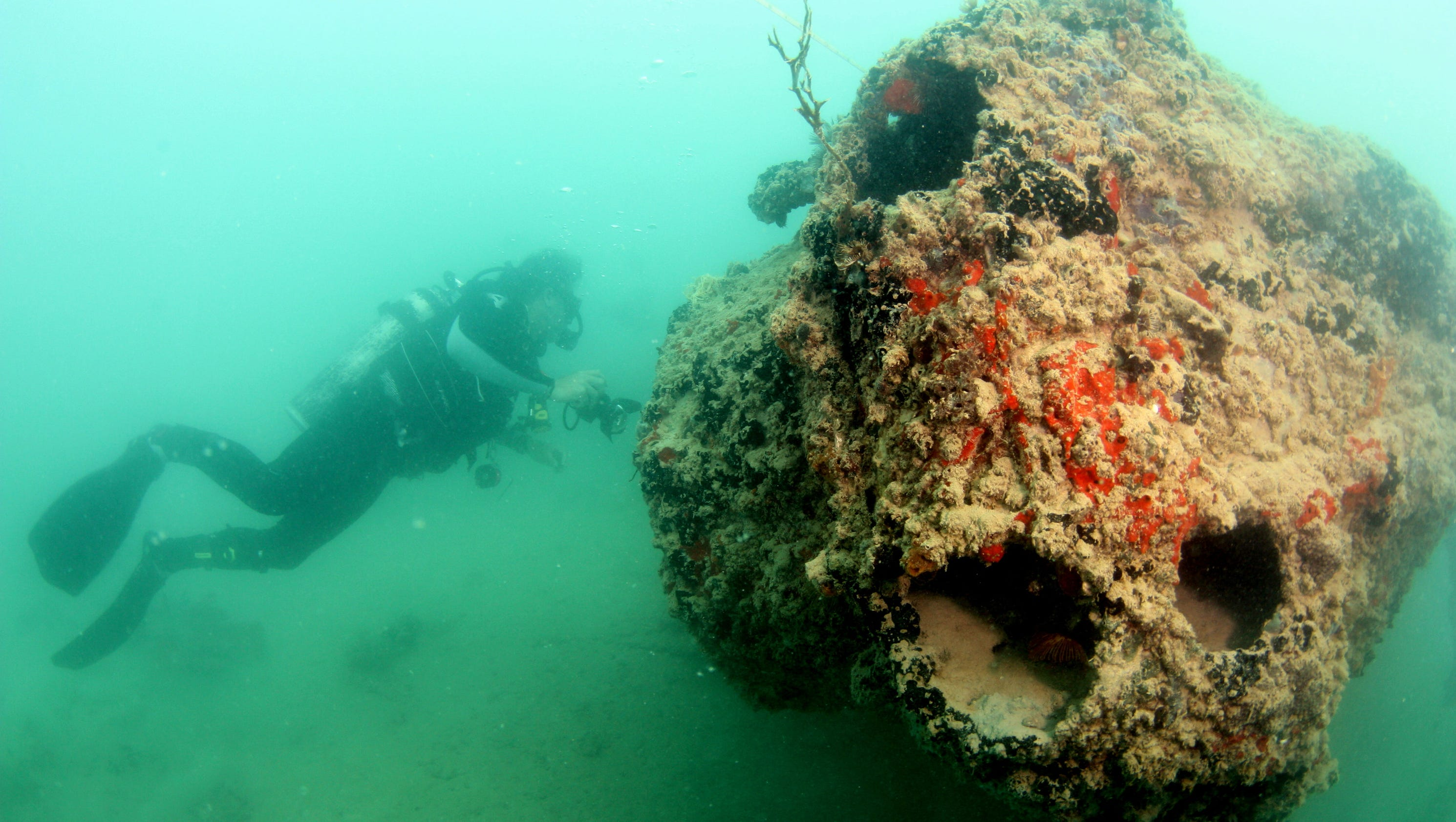 Images: Seaplane that sank in Pearl Harbor attack