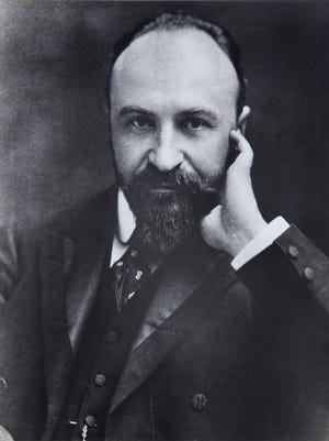 A portrait of Leo H. Baekeland