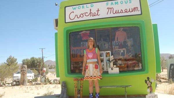 Crochet Museum.