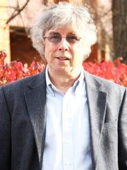 Steve McGuire, professor of sociology at Muskingum