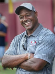 Derrick Brooks will the guest speaker at the June 20