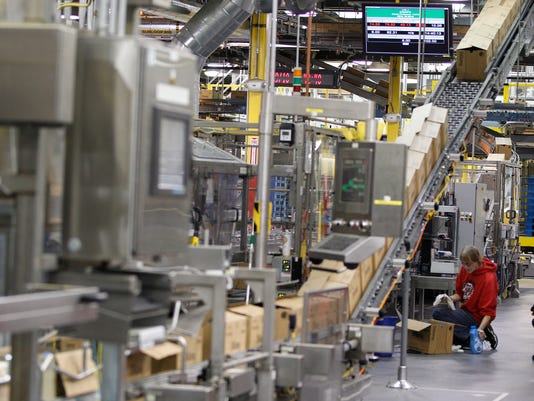 P Amp G Expands Ohio Plant As It Reviews Factory Ops
