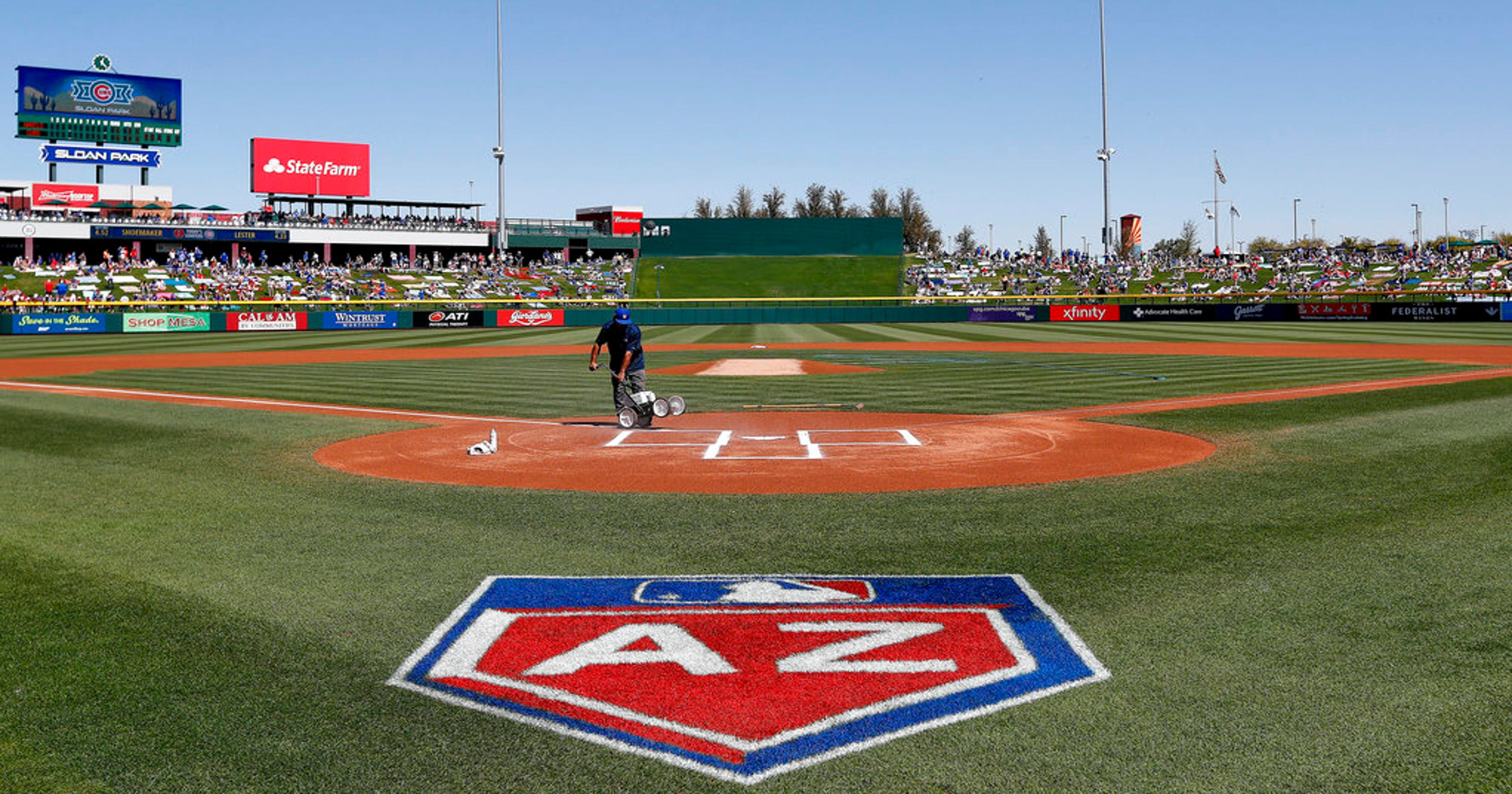 With early start and fewer games in 2018, Cactus League