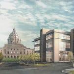 Senate Building rendering