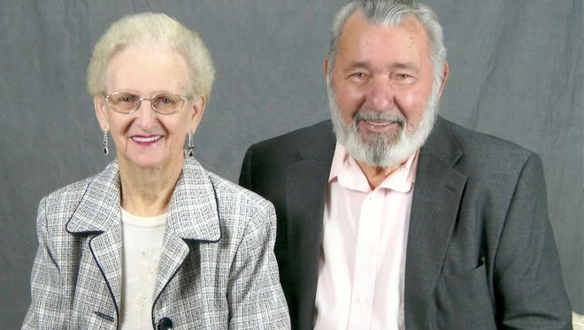 Thelma & Dewey Hughes recently celebrated their 65th wedding anniversary.