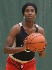Senior Sha Carter averaged more than 20 points per