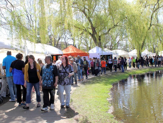 Palmer Park Art Fair returns May 14-15.