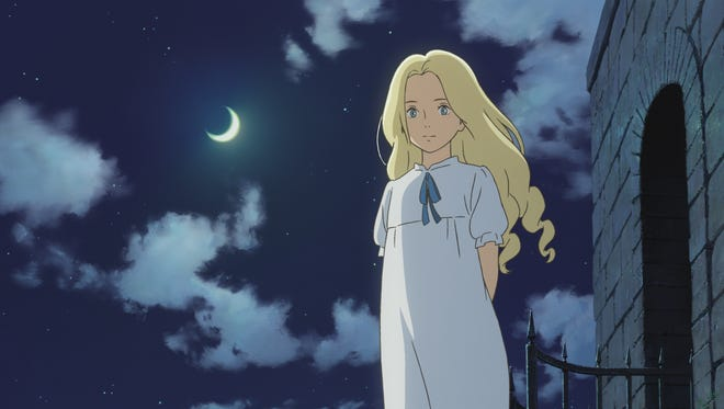 """""""When Marnie Was There,"""" the latest film from Studio Ghibli, follows the friendship of two young girls."""