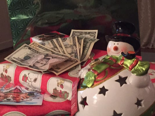 Holiday spending and overspending