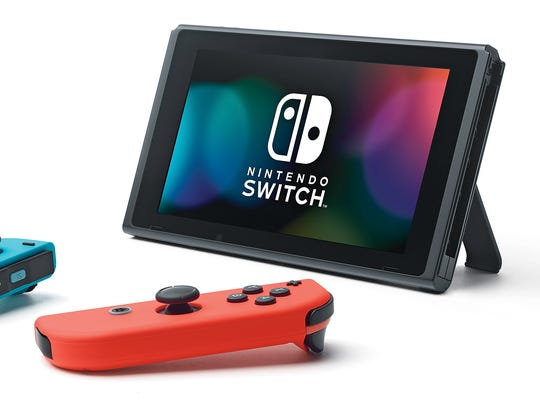 Nintendo Switch connects to a TV at home and can transform into an on-the-go handheld.