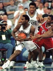 Mateen Cleaves had quite the final season at Michigan State in 1999-2000, when he set the Big Ten career assists record and then keyed a national championship run.