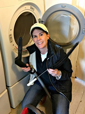 The DIY Dutchess shares tips on dryer safety.