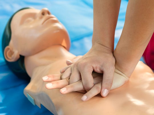 More than 350,000 out-of-hospital cardiac arrests occurring