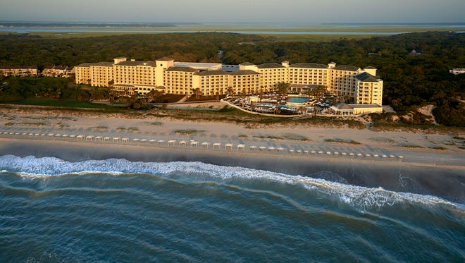 What was once a haven for pirates, rumrunners, nobles and confederates, the Omni Amelia Island Plantation Resort is now an oceanfront luxury resort along a 3.5-mile private beach located on 1,350 acres, featuring more than 400 oceanfront rooms and over 300 villas. Take your turn expanding your palette in nine dining experiences, indulging in the resort's spa, getting up close to nature, shopping in the resort village, playing tennis on 23 courts, and teeing off 54 holes of championship golf.
